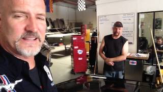 Test drive she's done Howard's 1964 Mustang Convertible - Day 21 - Part 4