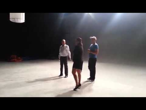Tango Dance - Coaching Cherry Pie Picache and Bembol Roccon.. indie Film