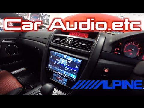 Holden VE Commodore Stereo Replacement.  This is Awesome!
