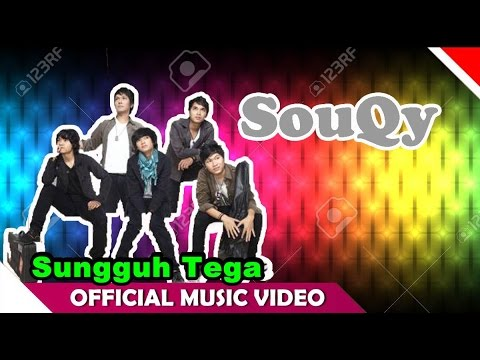 SouQy - Sungguh Tega | Official Video Klip