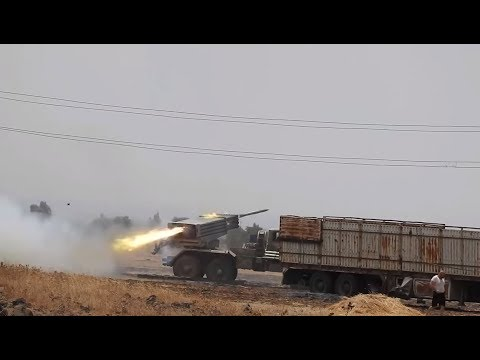 SYRIA: ISIS cut off from Israel