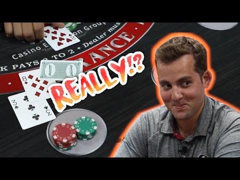 🔥 CHALLENGER 🔥 10 Minute Blackjack Challenge - WIN BIG Or BUST #7