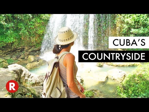 Cuba's Natural Beauty // Soroa, Viñales, Las Terrazas // Cuba Travel Video