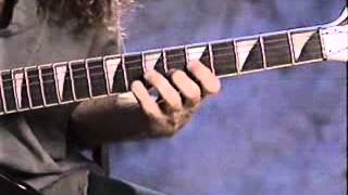 Marty Friedman Guitar Lesson