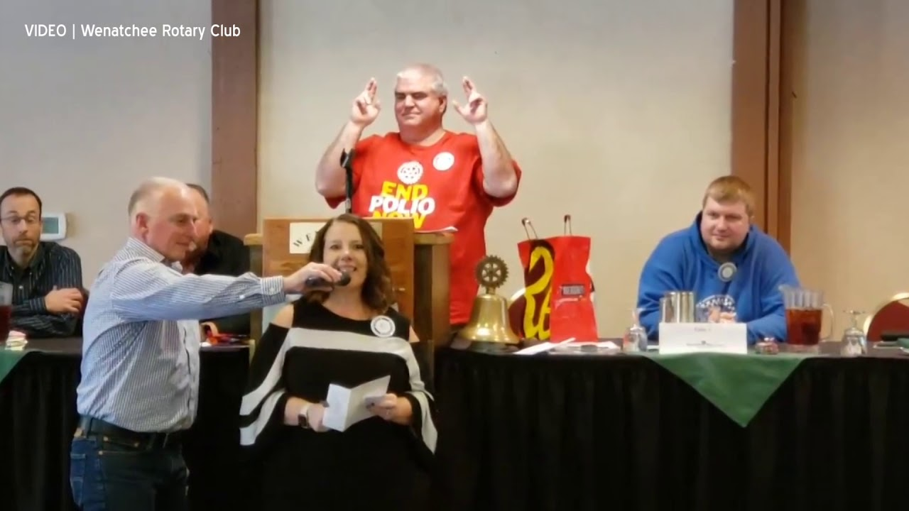 Wenatchee Rotary auction beats Lincoln Park fundraising goal