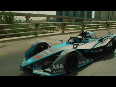 Formula E is coming to Ad Diriyah - ABB FIA Formula E Championship