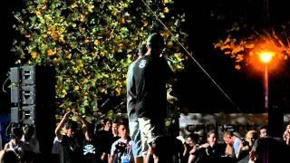 "C.T.C. Deliric1 - ""Negru"" + ""Interzis Nefumatorilor"" LIVE @ Street Heroes 2011"