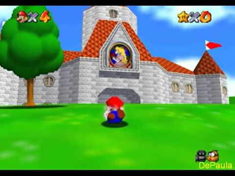 Super Mario 64 (Nintendo 64) - Abertura thumbnail