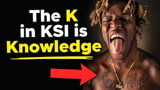 Sidemen React to 'K in KSI Stands for Knowledge