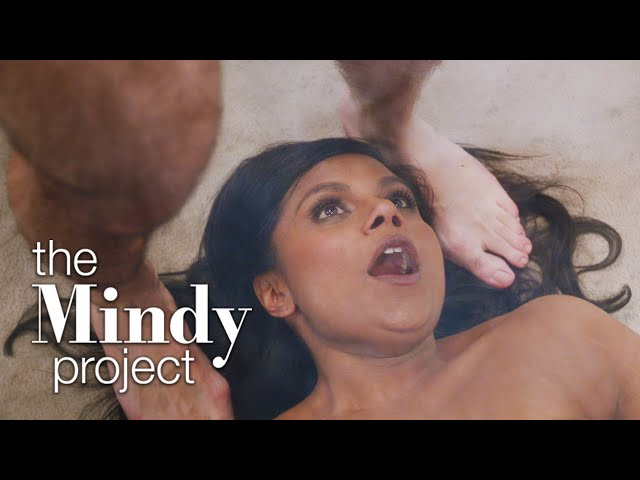 Accidental Nakedness - The Mindy Project