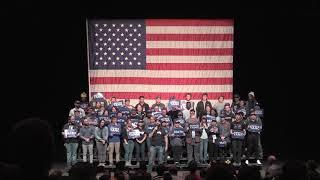Presidential Candidate Andrew Yang's Virginia Rally #yang2020