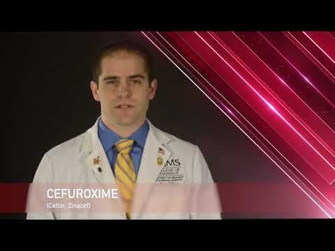 Cefuroxime Or Ceftin, Zinacef Medication Information (dosing, Side Effects, Patient Counseling)