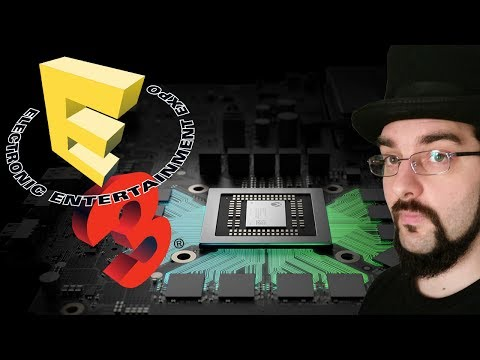 E3 2017 VS Pregianza - Microsoft redux