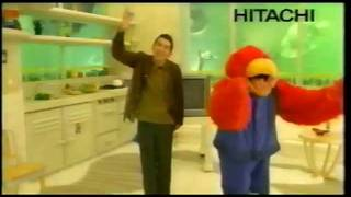 HITACHI Commercial 1997 Masahiro Motoki 日立テレビ CM 本木雅弘 1997.