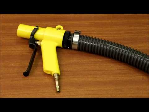Compressed Air Cleaning Gun