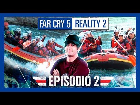 LUZUMAN - Far Cry 5 El Reality 2: EP 2 con RUBIUS, MANGEL, WILLYREX, ALEXBY11, LUZU y PERXITAA