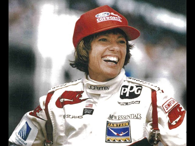 Lyn St James, Indy Race Car Driver joins The So Cal Car Scene and shares her amazing life story.