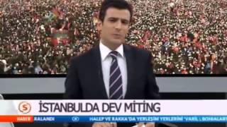 Stv, AK Parti YeniKapı Mitingini Sunarsa