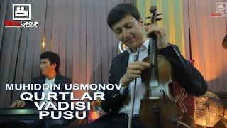 """Muhiddin Usmonov & O`zbek san`atkorlari """"Kurtlar Vadisi Pusu"""" filmidagi musiqani ijro etmoqdalar"""