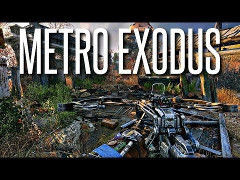 Metro: Exodus Gameplay Trailer / Discussion