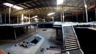 GoPro BMX Abandoned Mall
