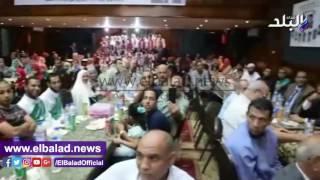 تكريم 32 من حفظة القرآن الكريم بالشبان المسلمين بالمنيا..فيديو وصور