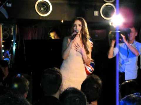 ESCKAZ live in London: Sabina Babayeva (Azerbaijan) - When The Music Dies
