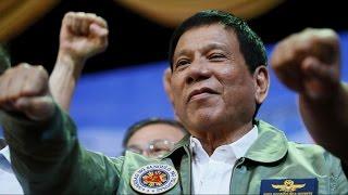 Trump invites Philippines President Duterte to the White House