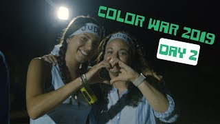 Camp Pinewood Color War 2019 Day 2 UNCUT
