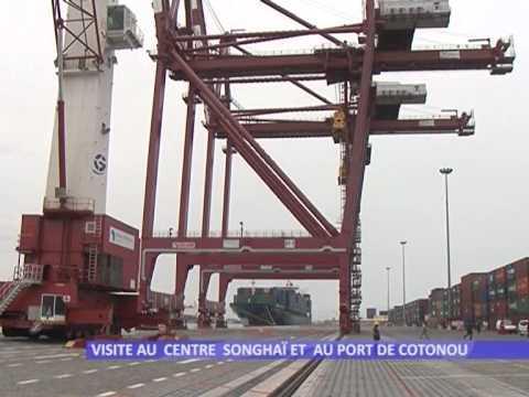 Bénin Terminal - Bolloré Ports