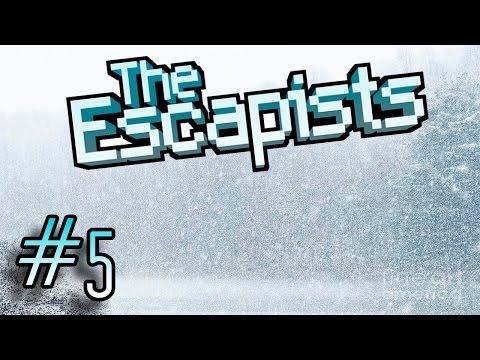 TALCUM POWDER!   The Escapists - Part 5
