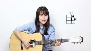 小幸运 田馥甄 nancy吉他弹唱教学 吉他教程