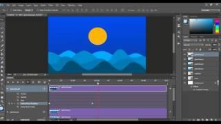 Dasar Cara Membuat Animasi Di Photoshop