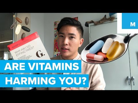 The Disturbing Truth about Vitamin Supplements - Sharp Science