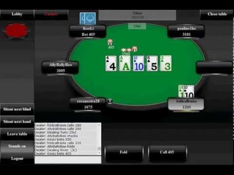 Cash Poker App