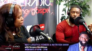 The Best Lifestyle Fitness and Nutrition Show - @terrance1745 - Mondays - 6pm - 7pm (est)