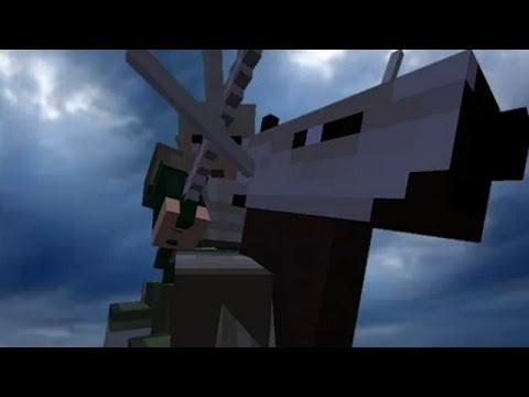 Minecraft Version The Hobbit Battle Of The Five Armies Trailer