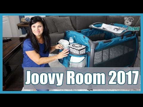 Joovy Room Playard 2017 Review by Baby Gizmo