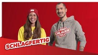 SARAH und DJ Herzbeat | SCHLAGFERTIG