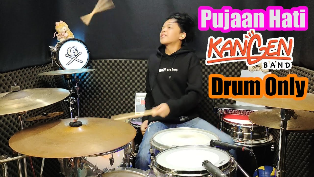 (Drum Only) Pujaan Hati