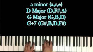 How to Play Benny and the Jets (Elton John) with Chords!