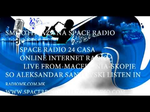 EMISIJA ZA SMOOTH JAZZ I JAZZ NA 21 03 2012 GOD SO ALEKSANDAR SANTOVSKI NA SPACE RADIO 24 CASA ONLINE INTERNET RADIO VO MACEDONIA SKOPJE
