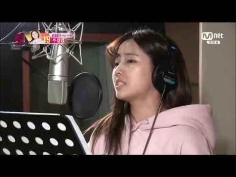 Produce 101 EP11: Jeon Soyeon cut singing and rap