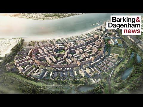 £500m funding secured for Barking Riverside | OBLive