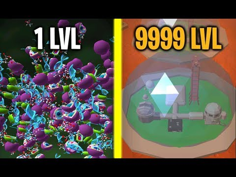 MAX LEVEL CELL EVOLUTION! All Age  & Max Level Martian City Unlimited Coins Hack!