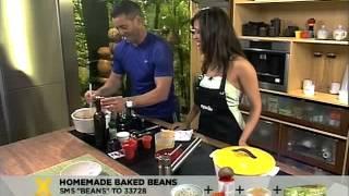 Homemade Baked Beans (17.09.2012)
