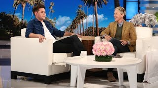 Ellen Gets Details on Niall Horan's Dating Life