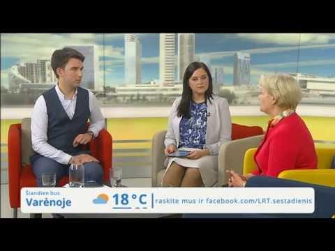 Ką Iš Tiesų Reikia žinoti Apie Peršalimą Ir Gripą? (pokalbis Studijoje)