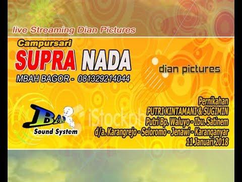 Live Streaming //CS.SUPRA NADA//BAP AUDIO SOUND )// LIVE   KARANGREJO - SELOROMO - JENAWI