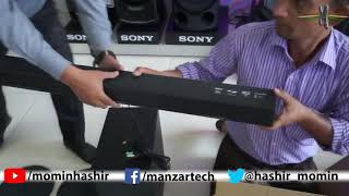 Sony HT-S700RF Real 5.1ch Dolby Digital Tall boy Soundbar Home Theatre System Unboxing